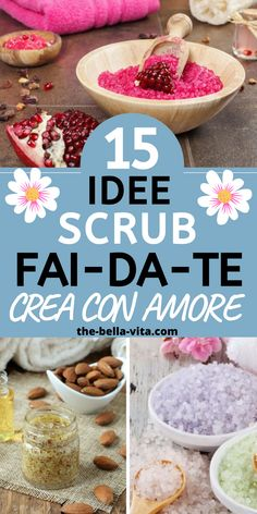 Homemade Scrub, Homemade Gifts, Best Skin Care Routine, Beauty Case, Natural Home Remedies, Good Skin, At Home Workouts, Scrubs, Beauty Hacks