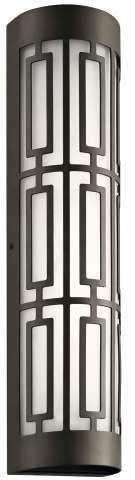Kichler Empire LED Outdoor Wall Sconce