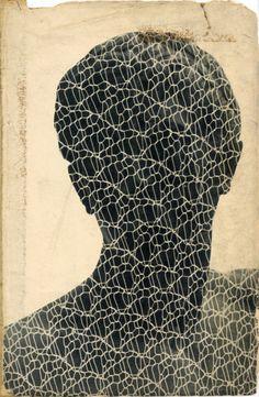 Gertrude Huston - Black Face