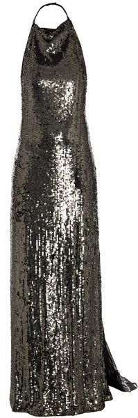 Diane Von Furstenberg Christa Sequined Gown