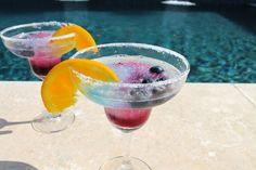 Blueberry Orange Margarita Recipe