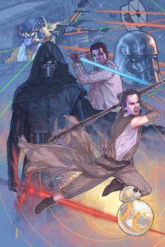 Star Wars: The Force Awakens - Bentti Bisson & Eddie Makuch