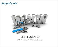 "Website Maintenance Service : Your ""business"" is ""our business"" Get Renovated with our annual maintenance services ‪#‎Digitalmarketingbusiness‬ ‪#‎websitemanitenance‬ ‪#‎AGTS‬"