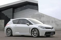 Nissan Tiida Sport Concept
