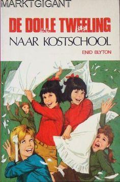 De dolle tweeling, een van mijn lievelingsboeken toen ik zelf kon lezen