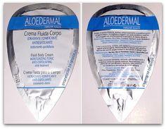 Il Giardino dei Gelsomini: #AloeDermal Crema Fluida per il Corpo: Prova Prodotto + Recensione + Analisi Inci