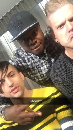 PTX | Mitch Grassi, Kevin Olusola & Scott Hoying