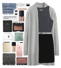 """""""GIVEAWAY/CONTEST   read pls"""" by samiikins ❤ liked on Polyvore featuring Uniqlo, NARS Cosmetics, Christy, Toast, October's Very Own, FOSSIL, Falke, women's clothing, women and female"""