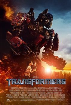 Transformers (2007) kick ass introduction into the Transformers franchise, total no brainer popcorn movie that doesn't let down.