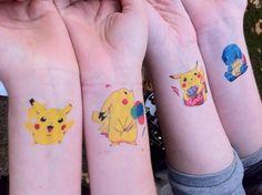 defo getting atleast 1 pokemon tattoo!!