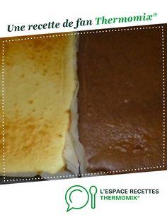 Napolitain rapide et moëlleux par elleisab. Une recette de fan à retrouver dans la catégorie Pâtisseries sucrées sur www.espace-recettes.fr, de Thermomix<sup>®</sup>.