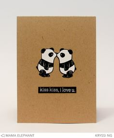 mama elephant   design blog: First Look: Pandamonium