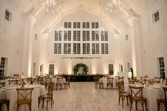 The White Sparrow barn is the perfect setting for a reception| Ivory and Vine Event Co.