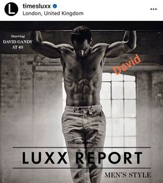 with ・・・ Out tomorrow in Cover, story and interview exclusively on the on… David Gandy, Outlander Quotes, Nick Bateman, Star David, Fitness Photos, Christian Grey, Jamie Fraser, Michael Fassbender, Hairy Men