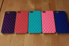Jeweled iPhone 5 Cases