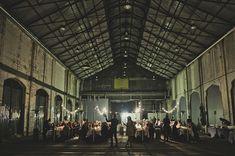 warehouse reception