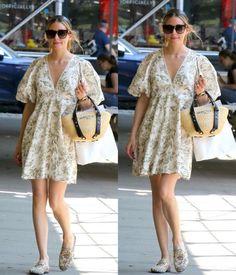 "579 харесвания, 0 коментара – Olivia Palermo Daily Lookbook (@olivia_palermo_lookbook) в Instagram: ""#oliviapalermo"" Olivia Palermo Style, Casual, Dresses, Fashion, Fotografia, Vestidos, Moda, Fashion Styles, Dress"
