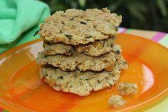 Healthy Street Food Makeover: Baked Falafel by Clean Cuisine