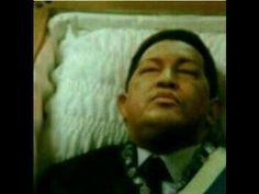 Confirman la muerte de Hugo Chavez en Cuba
