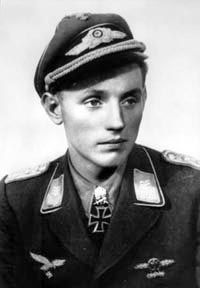 Luftwaffe Major - Erich Hartmann aka Bubi,The Blond Knight,The Black Devil,The Black Devil of the South (by the Soviets) - Commands heldI./JG 52 and JG 71, Highest-scoring fighter ace of World War II, and of all time (352 victories)