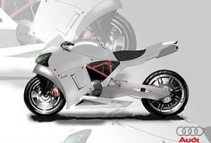 Audi RB-1200 S motorbike adds luxury to the thrill of biking | Designbuzz : Design ideas and concepts