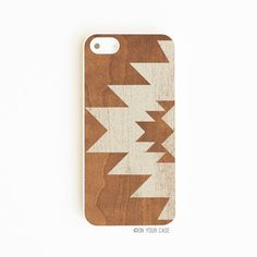 iPhone 5 Case iPhone 5S Case Aztec Geometric door onyourcasestore, $17.99