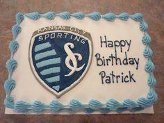Bf's next cake!