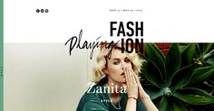 These 20 fashion websites have caught our attention and are sure to do the Design Blog, Tool Design, Print Design, Fashion Web Design, Fashion Graphic, Graphic Design Invitation, Graphic Design Typography, Minimal Website Design, Banner Design Inspiration