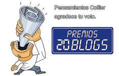 Premios 20 blos