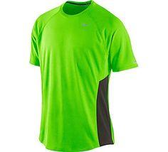 Workout Gear Wish List // Nike Men's Dri-Fit UV Miler Shirt // #scheels