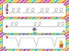 z2 Tracing Worksheets, Preschool Worksheets, Kinder Mat, Pre Writing, Hand Writing, 4 Year Olds, Teaching Tools, Fine Motor Skills, Life Skills