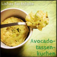 Avocadotassenkuchen  #avocadotassenkuchen #avocado #tassenkuchen #mugcake #kuchen #mug #cake #backen #schnell #einfach #mikrowelle #microwave #rezept #easypeasy #lishasbackstube #food #foodblog #foodblogger #blog #blogger #rezeptimblog #limette #limettensaft
