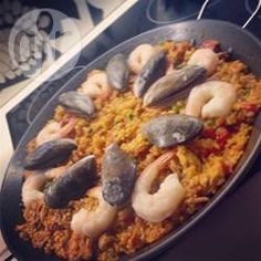 Recipe Picture:Traditional Mixed Paella