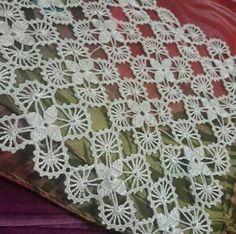 Benzer Çalışmalar No related posts. Bead Crafts, Diy Crafts, Crochet Tablecloth, Crochet Patterns, Quilts, Blanket, Beads, Diys, Crochet Blocks