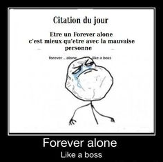 Like a Forever Alone
