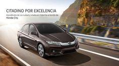 """Nuevo #HondaCity """"El Cambio en tus manos"""""""