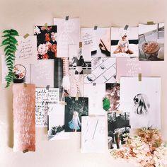 "dbd4a3db8726 lauren saylor on Instagram: ""early morning mood-boarding ✂ "". Deco ZenInspiration  BoardsMoodboard ..."