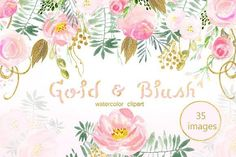 Gold & blush waterco