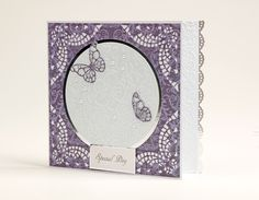 An intricate card for a Special Day by Jess Bennett