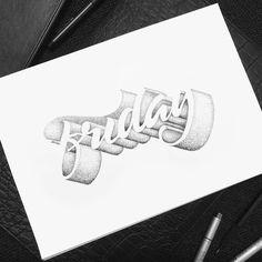 Vedi la foto di Instagram di @typography_and_calligraphy • Piace a 880 persone