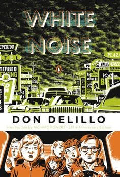 White Noise: (Penguin Classics Deluxe Edition) by Don DeLillo,http://www.amazon.com/dp/0143105981/ref=cm_sw_r_pi_dp_.nNGsb1T8GGA3ZYM Only gets better & more relevant the more I re-read it.