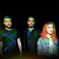 """Paramore """"Paramore""""."""