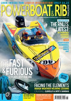 Issue 119 - May 2014 - Early Summer issue The Fast & Furious - 12 years of P1 Racing!