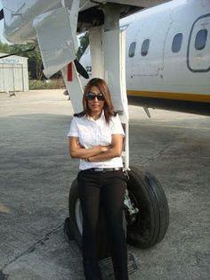 A New Blog Directory of all Most Popular Female Civil Pilots, Popular Female Civil Pilots, famous female Pilots, Female Pilot, Most Popular, All Over The World, Aviation, Motivation, Blog, Pilots, Popular, Blogging