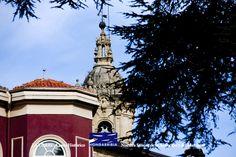 Nuestra Señora de la Asunción y del Manzano es la Iglesia Parroquial de Hondarribia, construida sobre las murallas medievales y una antigua iglesia  románica. Obra del siglo XV-XVI de estilo gótico tardío.. Se encuentra en la calle Mayor, muy cercana a la Plaza de Armas y el Castillo de Carlos V (Parador de Turismo). http://www.hondarribiaturismo.com/guia-turistica/ https://www.facebook.com/HondarribiaTurismoGipuzkoa http://www.hondarribiaturismo.blogspot.com.es/