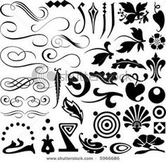 Wolf Elective 10 - Native American symbols for drawing, etc....Native American Gallery: July 2011