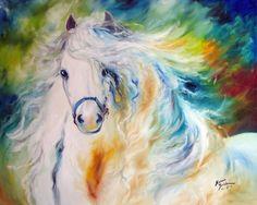 """""""White Cloud"""" par Marcia Baldwin"""
