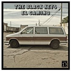 The Black Keys  El Camino  Nonesuch LP, CD