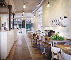 Coutume Café, coffee & brunch   47, Rue de Babylone   Métro: Saint François Xavier   Paris
