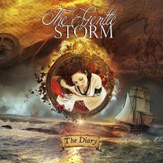 The Gentle Storm - The Diary (2015) reviewed @ Murska-arviot